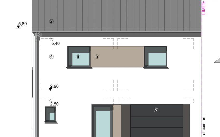 Maison individuelle à vendre à ATHUS (BE)