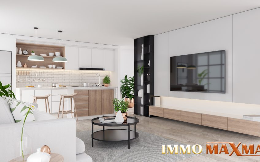 ENNERY-Appartement 2CH 72M²