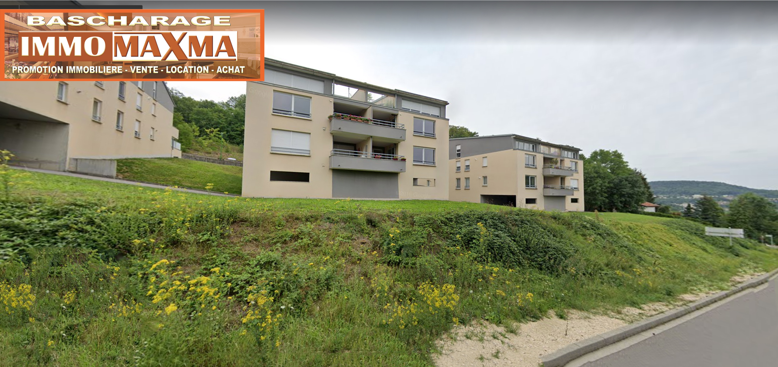 Appartement à vendre à Apach- France