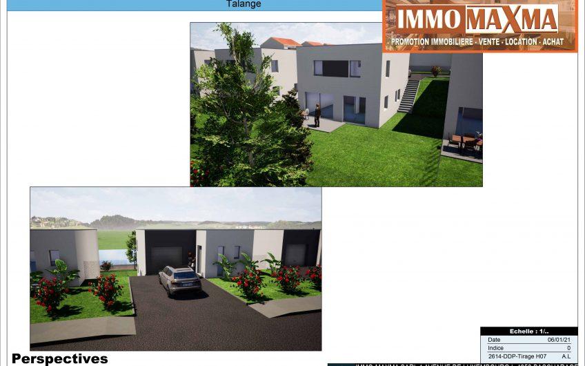Maison individuelle à vendre à Talange-France