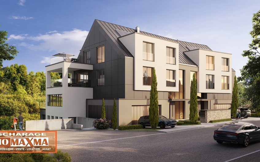 Appartement Luxembourg Belair