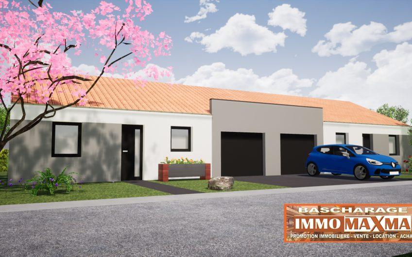 Maison jumelée à vendre à Talange-France