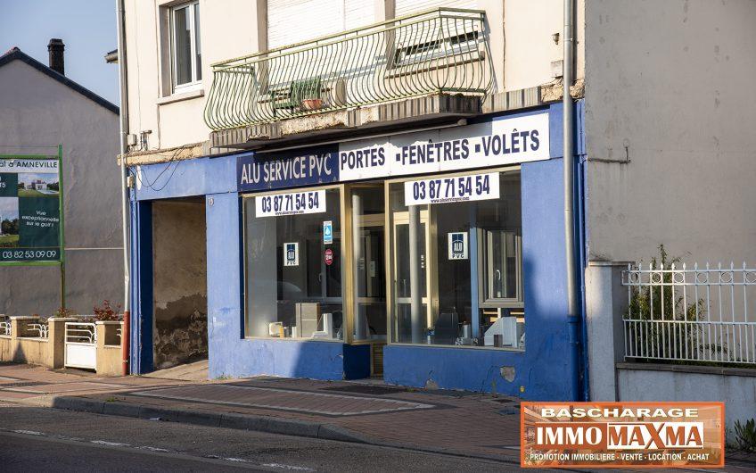 Commerce à vendre à HAGONDANGE (FR)