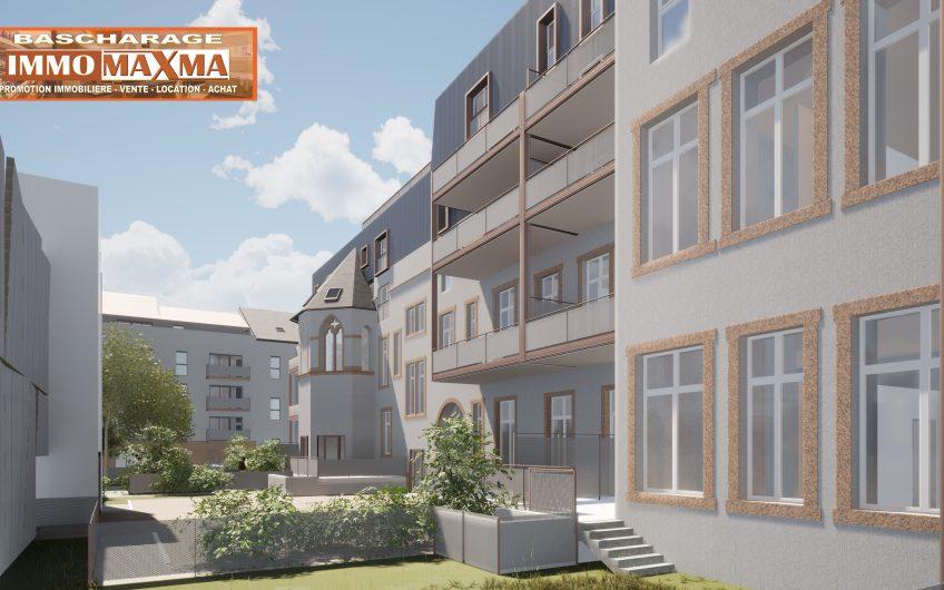Appartement à vendre à Thionville-France