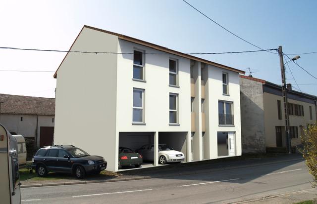 Terrain à bâtir à vendre à Kerling-lès-Sierck(FR)